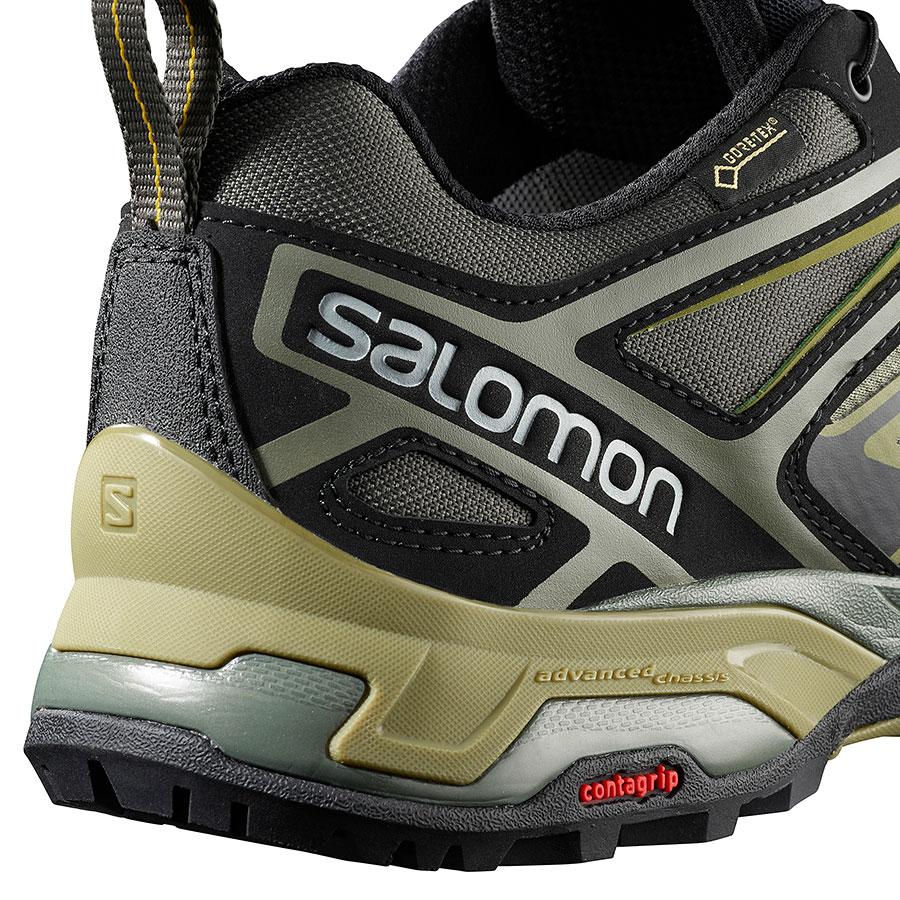 Salomon X Ultra 3 WIDE GTX Mens Walking